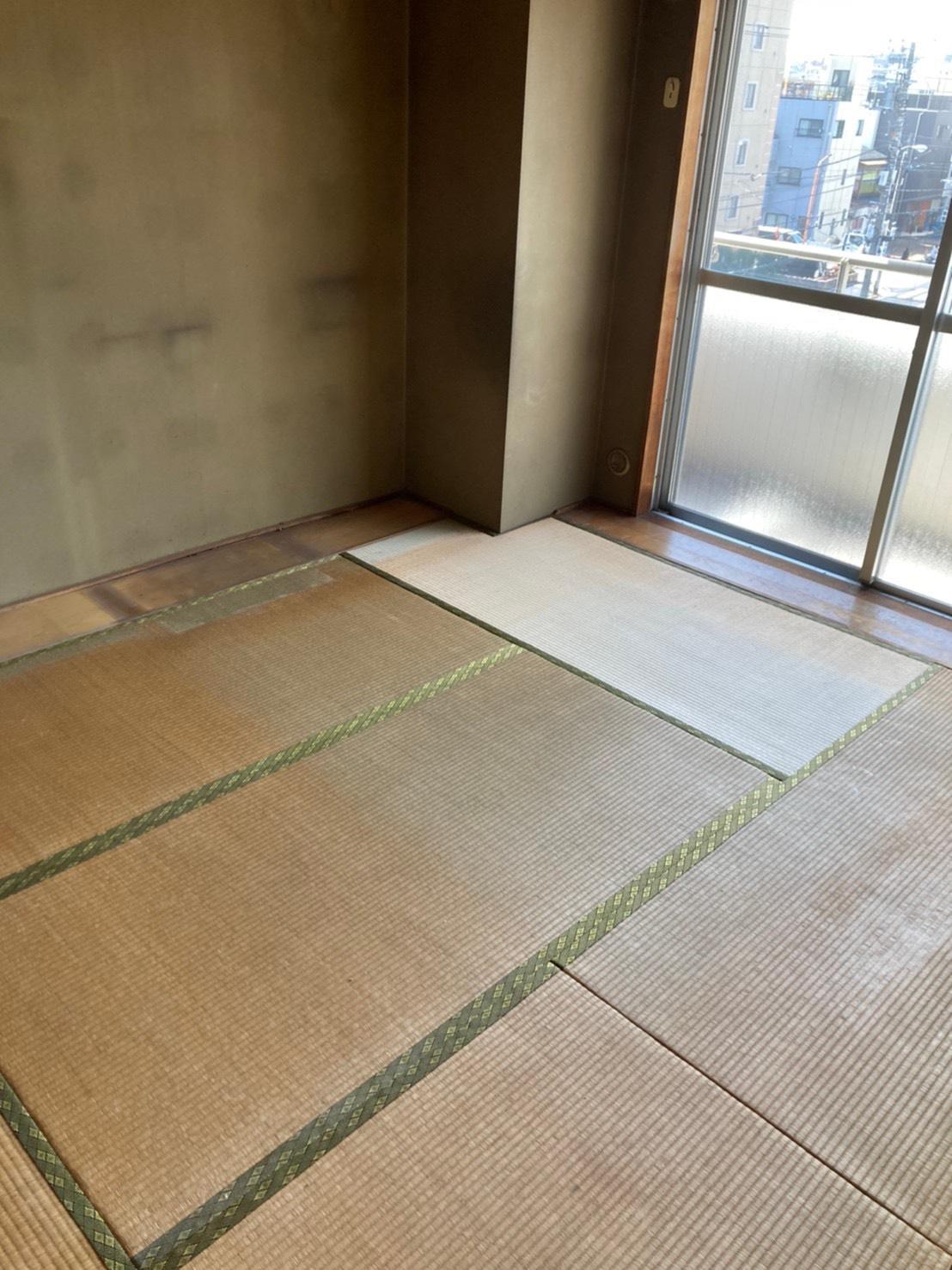 京島リノベーション工事